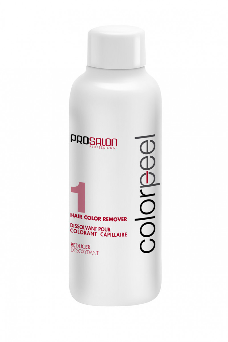 Color Peel Hair Color Remover Hỗn hợp bóc màu