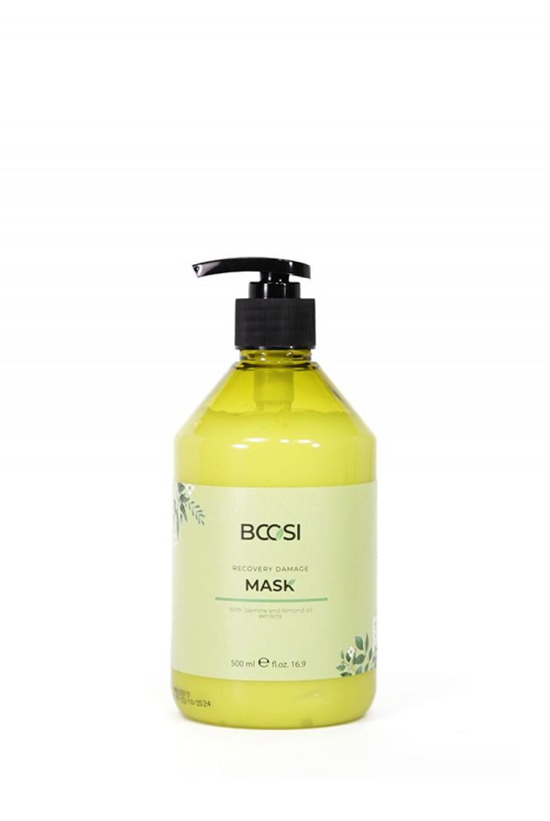 Mặt nạ phục hồi tóc hư tổn và bảo vệ da đầu Bcosi Recovery Damage Mask (500ml)