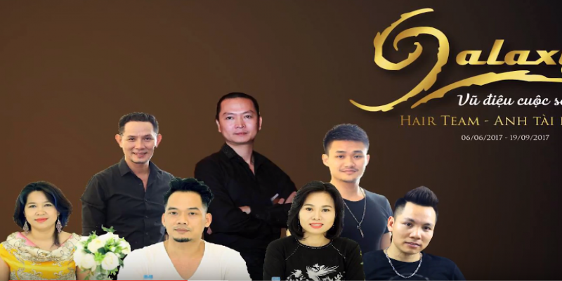 """6 LEADER TEAM CỦA GALAXY FESTIVAL 2017 CHÍNH THỨC RA MẮT VÀ """"CHIÊU MỘ"""" ANH TÀI"""