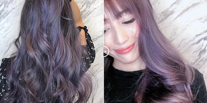 6 lý do tại sao màu tím huyền bí là xu hướng màu tóc sáng trong năm 2020