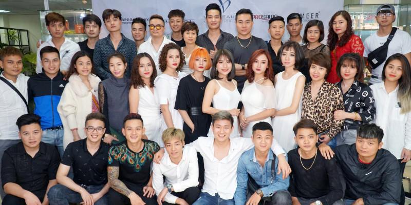 """""""Chia sẻ kỹ thuật Hot Trend 2019"""" - Lớp học mở đầu dự án hoạt động cộng đồng đầu năm của Vẻ Đẹp Việt"""