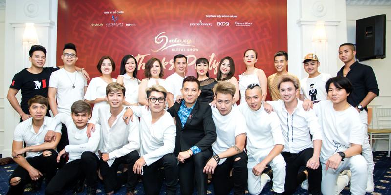 Thanks Party – Lời cảm ơn chân thành từ công ty Vẻ Đẹp Việt