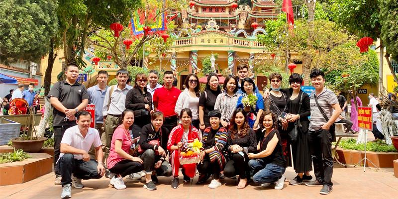 Hành trình du xuân xứ Lạng cùng Vẻ Đẹp Việt