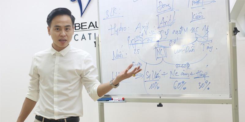 Học uốn cùng chuyên gia Mạnh Hùng: Cơ Bản - Quy Chuẩn - Chuyên Sâu