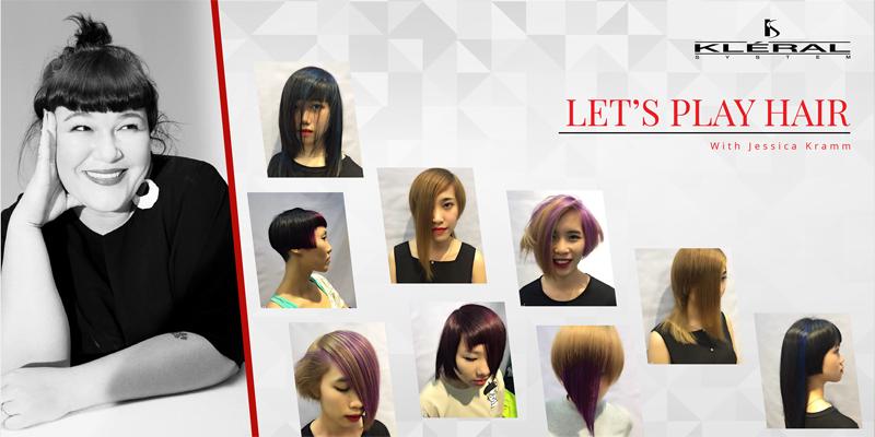 Let's Play Hair: Chuẩn hóa - Khám Phá và Chinh phục Đỉnh cao cùng Jessica Kramm