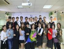 Vẻ đẹp Việt  tổ chức chương trình giao lưu kỹ thuật cùng Ban thiết kế - Tạo mẫu tóc Việt Nam
