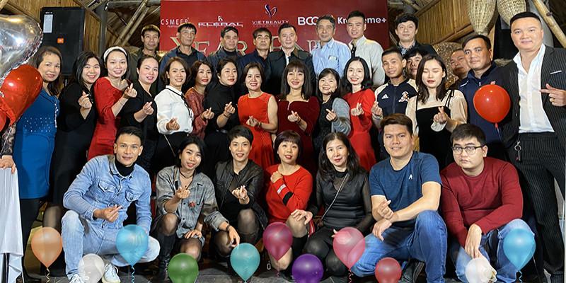 VẺ ĐẸP VIỆT YEAR END PARTY 2019 - Dự vị ngọt ngào chào đón Xuân sang