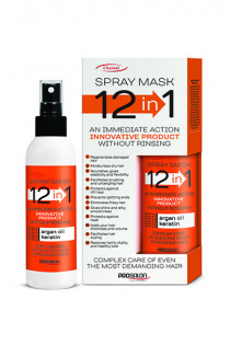12  in 1 Spray Mask - Mặt nạ 12 trong 1