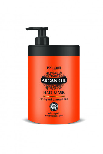 Argan Oil Hair Mask Mặt nạ dinh dưỡng Argan Oil