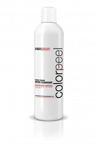 Color Peel Hair Color Skin Cleanser Kem lau màu