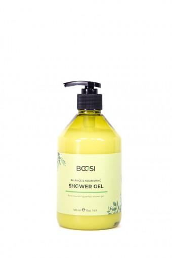Bcosi Balance& Nourshing Shower Gel – Gel tắm cân bằng và dưỡng ẩm chiết xuất rong biển Bcosi