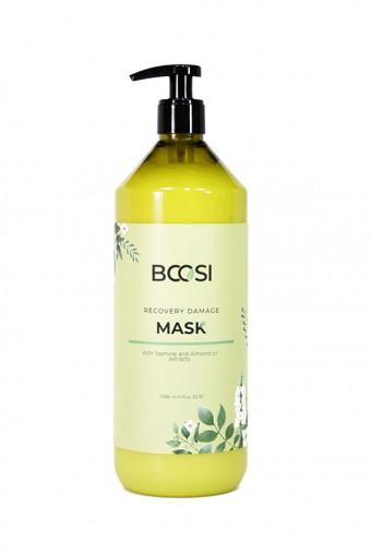 Bcosi Recovery Damage Mask – Mặt nạ phục hồi tóc hư tổn và bảo vệ da đầu Bcosi 1000ml