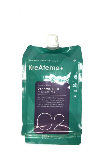 KreAteme+ Dynamic Curl Neutralizer (C2) - Kem định hình uốn KreAteme+ C2