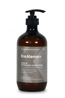KreAteme+ Keratin Nourishing  Conditioner - Dầu xả thải độc, nuôi tóc chắc khỏe KreAteme+