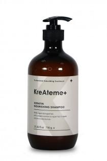 KreAteme+ Keratin Nourishing Shampoo - Dầu gội thải độc và nuôi tóc chắc khỏe KreAteme+