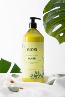 Mặt nạ phục hồi tóc hư tổn và bảo vệ da đầu Bcosi Recovery Damage Mask (1000ml)
