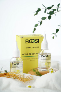 Tinh chất cân bằng da đầu và hỗ trợ mọc tóc BCOSI Energy Boost Extra Boost Action