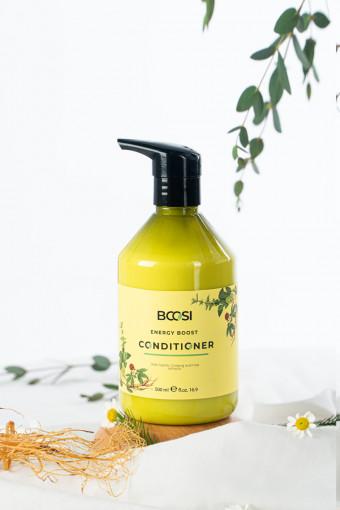 Dầu xả chăm sóc da đầu và ngăn ngừa rụng tóc BCOSI Energy Boost Conditioner (500ml)